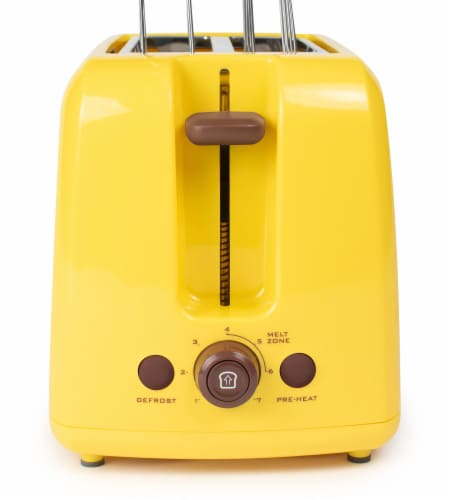 Nostalgia Deluxe Grilled Cheese Sandwich Toaster Perspective: left