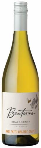 Bonterra® Chardonnay White Wine Perspective: left