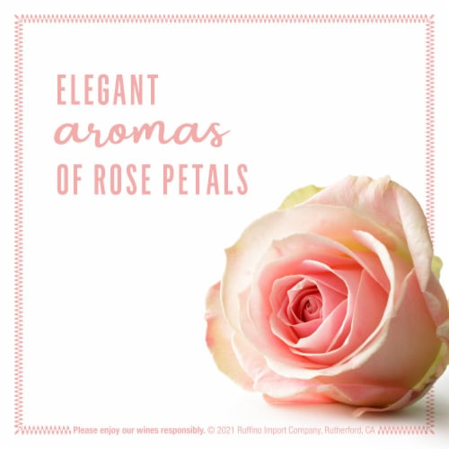 Ruffino Rose Sparkling Wine Perspective: left