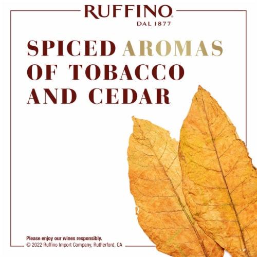 Ruffino Riserva Ducale Chianti Classico Red Wine Perspective: left