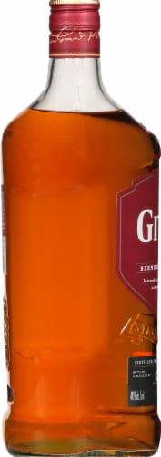 William Grant's Blended Scotch Whisky Perspective: left