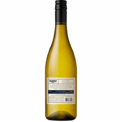 Murphy-Goode Chardonnay White Wine Perspective: left