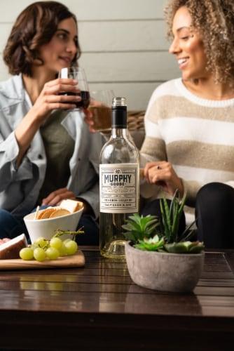 Murphy-Goode North Coast Sauvignon Blanc White Wine Perspective: left