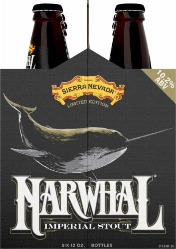 Sierra Nevada Brewing Co. Bigfoot Barleywine Style Ale Perspective: left