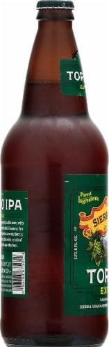 Sierra Nevada Brewing Co. Torpedo Extra IPA Beer Perspective: left