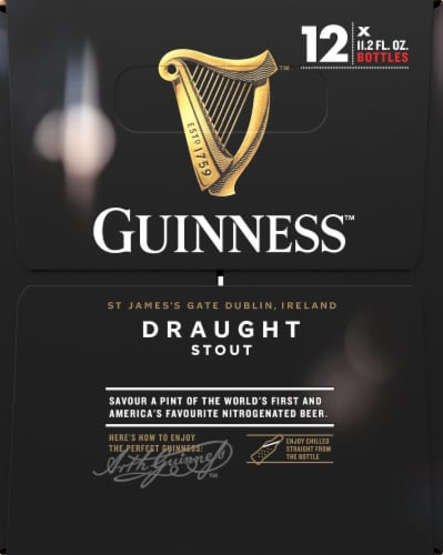 Guinness Draught Stout Perspective: left