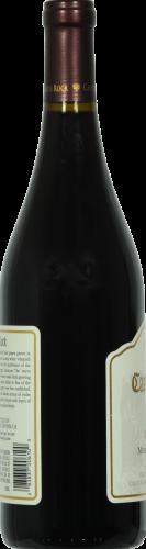 Castle Rock Pinot Noir Red Wine Perspective: left