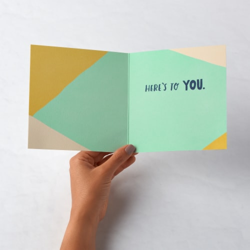 American Greetings Father's Day Card (Awesome) Perspective: left