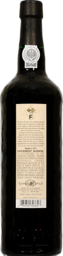Fonseca 10 Year Aged Tawny Porto Perspective: left