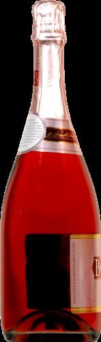 Ballatore Red Asti Spumante Sparkling Wine Perspective: left