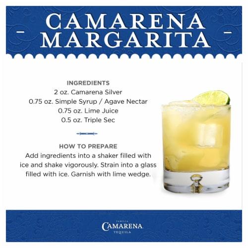 Familia Camarena Tequila Silver Perspective: left