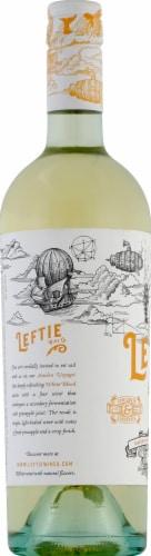 Leftie White Blend Wine 750ml Perspective: left