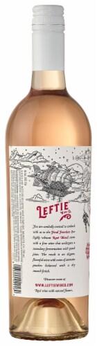 Leftie Rose Wine 750ml Perspective: left