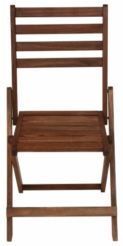 Leigh Country Sequoia Bistro Set - Brown Perspective: left