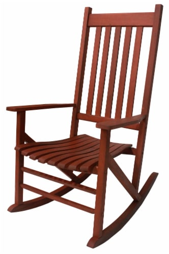 Leigh Country Heartland Rocking Chair - Natural Perspective: left