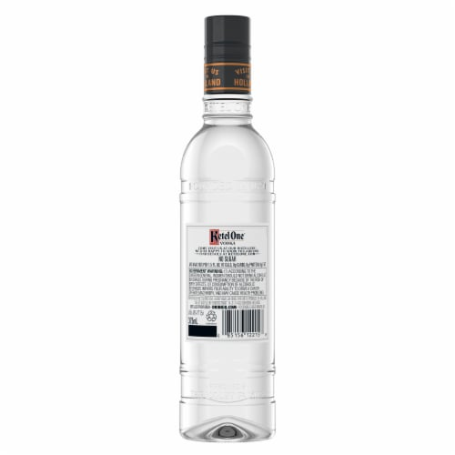 Ketel One Vodka Perspective: left