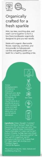 Radius® Whitening Mint Aloe Neem Toothpaste Perspective: left