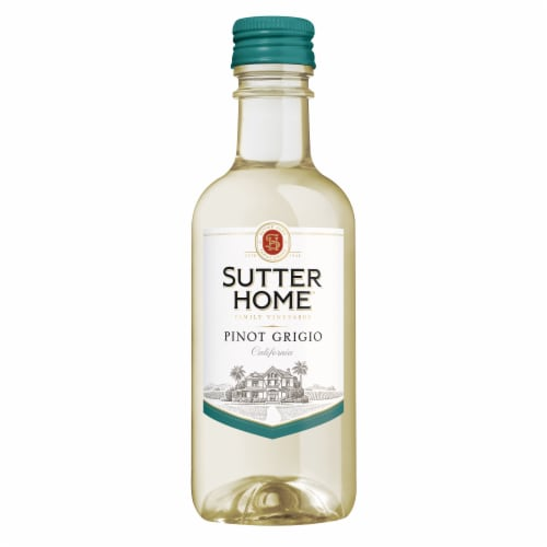 Sutter Home Pinot Grigio Perspective: left