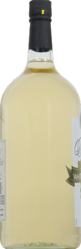 Meier's Wine Cellars White Catawba Wine Perspective: left