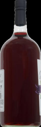 Meier's Concord Wine Perspective: left