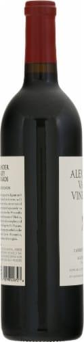 Alexander Valley Vineyards Cabernet Sauvignon Perspective: left