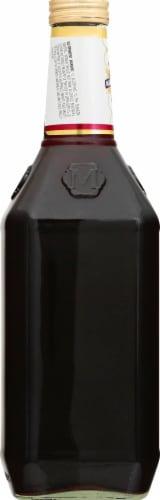 Manischewitz Blackberry Fruit Wine Perspective: left