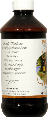 Rodelle Pure Vanilla Extract Perspective: left