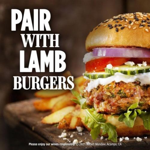 Robert Mondavi Private Selection Pinot Noir Red Wine Perspective: left