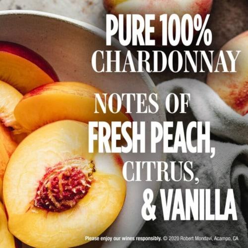Robert Mondavi Private Selection Chardonnay Perspective: left