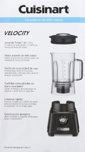 Cuisinart Velocity High Performance Blender - Gray Perspective: left