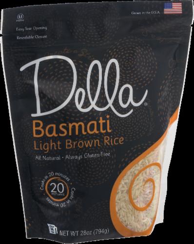 Della Basmati Light Brown Rice Perspective: left