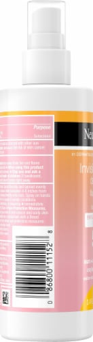 Neutrogena Invisible Daily Defense Facial Mist SPF 50 Perspective: left