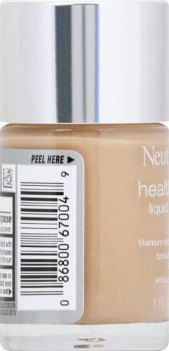 Neutrogena Healthy Skin 40 Nude Liquid Makeup SPF 20 Perspective: left