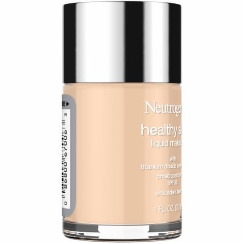 Neutrogena Healthy Skin Natural Beige 60 Liquid Foundation Perspective: left
