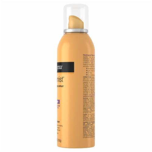 Neutrogena Micro-Mist Airbrush Deep Intensity Sunless Tan Spray Perspective: left