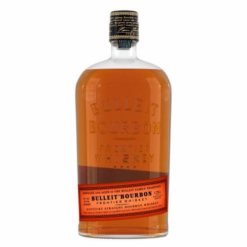 Bulleit Bourbon Kentucky Straight Bourbon Whiskey Perspective: left