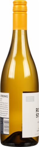 Rodney Strong Chalk Hill Chardonnay White Wine Perspective: left