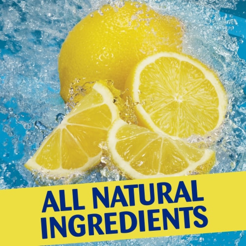 Capri Sun Lemonade Pouches Perspective: left