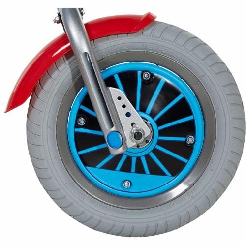 Thomas & Friends Kid's 12 Inch Beginner Bike w/Training Wheels, Thomas the Train Perspective: left