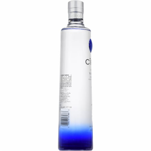 CIROC Ultra-Premium Vodka Perspective: left