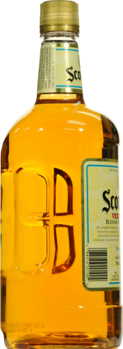 Scoresby Very Rare Blended Scotch Whisky Perspective: left