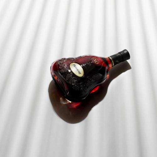 Hennessy XO Cognac Perspective: left