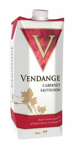 Vendange Cabernet Sauvignon Red Wine Perspective: left
