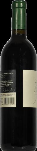 Seghesio Family Vineyards Zinfandel Red Wine Perspective: left