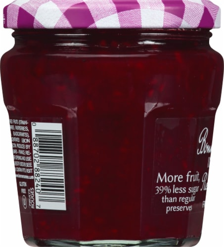 Bonne Maman Intense Red Fruits Fruit Spread Perspective: left