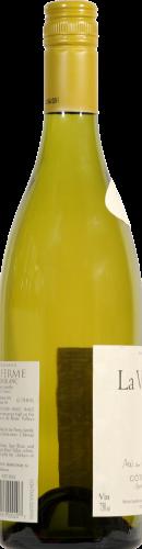 La Vieille Ferme Cotes Du Lubernon White Wine Perspective: left