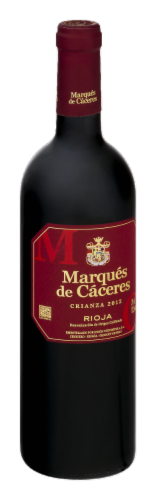 Marques de Caceres Rioja Red Perspective: left