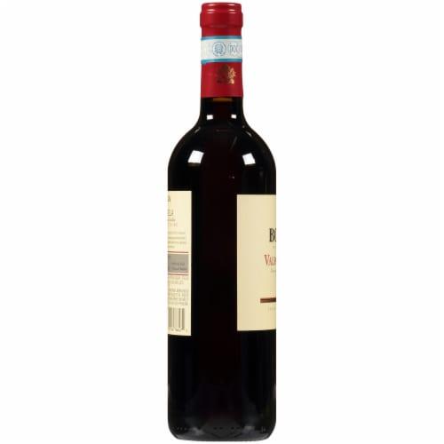 Bolla Valpolicella Red Wine Perspective: left