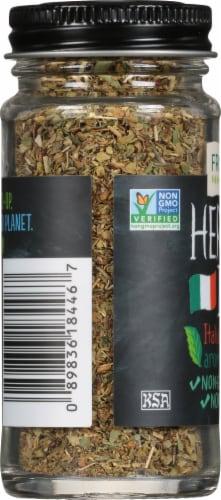 Frontier Herbs Of Italy Salt-Free Blend Perspective: left
