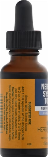 Herb Pharm Nervous Systems Tonic Perspective: left